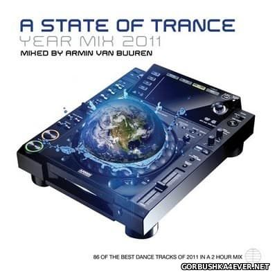 A State of Trance Year Mix 2011 / 2xCD / Mixed by Armin van Buuren