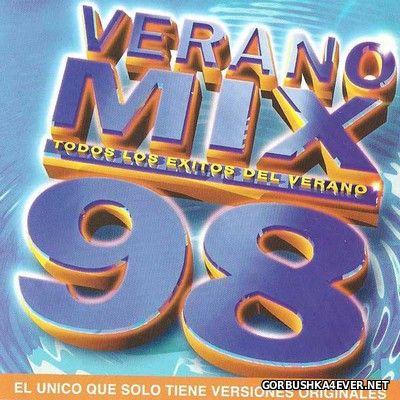 Verano Mix 98 [1998] / 2xCD