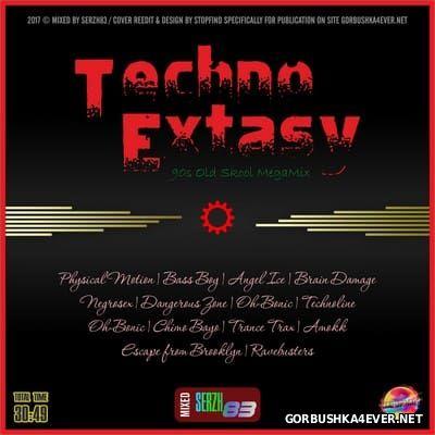 Techno Extasy (90's Old Skool Megamix) [2017]