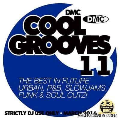 [DMC] Cool Grooves vol 11 [2016]