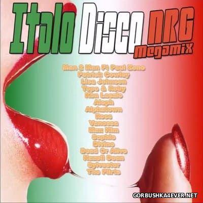 DJ SpaceMouse - Italo Disco NRG Megamix [2007]