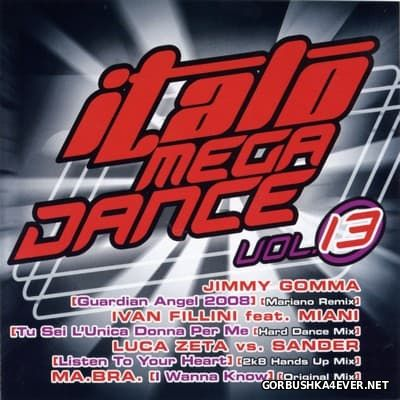 Italo Mega Dance vol 13 [2009]