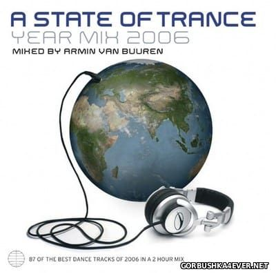 A State of Trance Year Mix 2006 / 2xCD / Mixed by Armin van Buuren