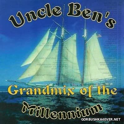 DJ Ice - Uncle Ben's - Grandmix Of The Millennium [1999] / 2xCD