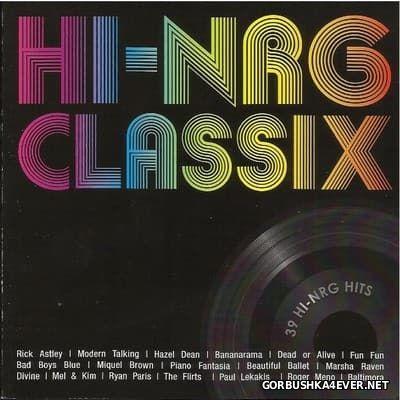 Hi-NRG Classix vol 1 [2009] / 2xCD