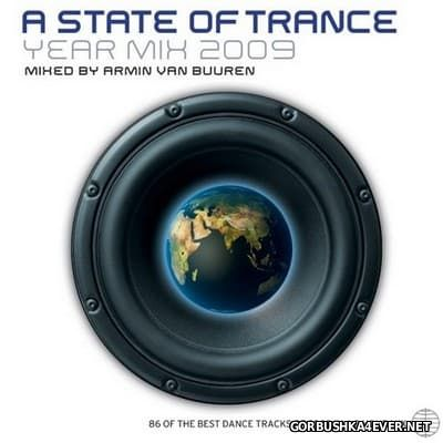 A State of Trance Year Mix 2009 / 2xCD / Mixed by Armin van Buuren