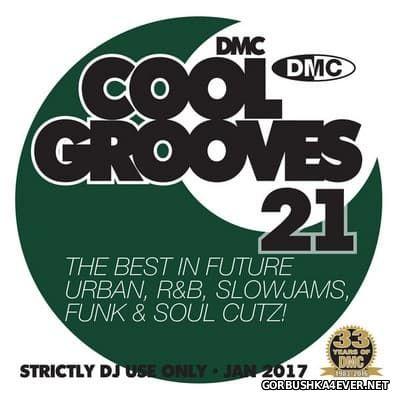 [DMC] Cool Grooves vol 21 [2017]