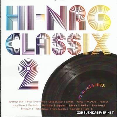 Hi-NRG Classix vol 2 [2010] / 2xCD