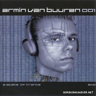 Armin van Buuren - 001 A State of Trance [2000] / 2xCD