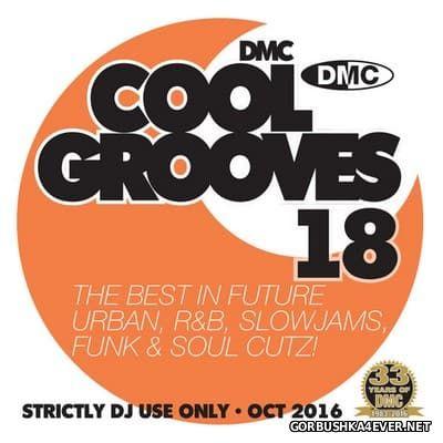 [DMC] Cool Grooves vol 18 [2016]
