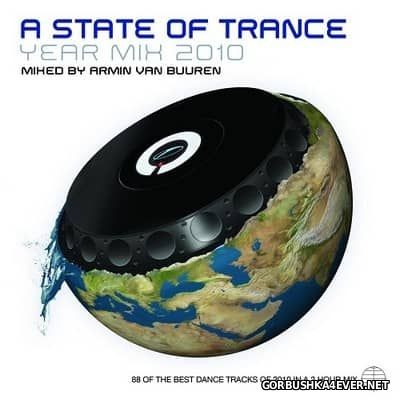 A State of Trance Year Mix 2010 / 2xCD / Mixed by Armin van Buuren