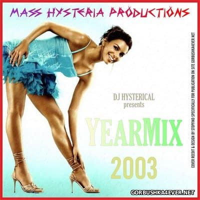 MHP Yearmix 2003 by DJ Hysterical