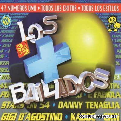 [Bit Music] Los + Bailados [1999] / 3xCD