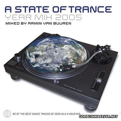 A State of Trance Year Mix 2005 / 2xCD / Mixed by Armin van Buuren