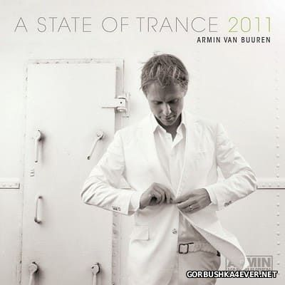 A State Of Trance 2011 / 2xCD / Mixed by Armin van Buuren