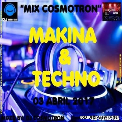 DJ Cosmotron - Abril NRG Mix 2017.1