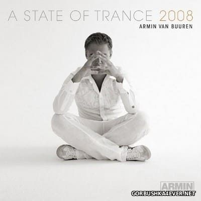 A State Of Trance 2008 / 2xCD / Mixed by Armin van Buuren