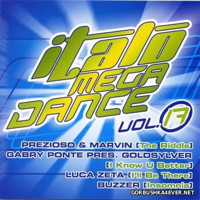 Italo Mega Dance vol 17 [2010]