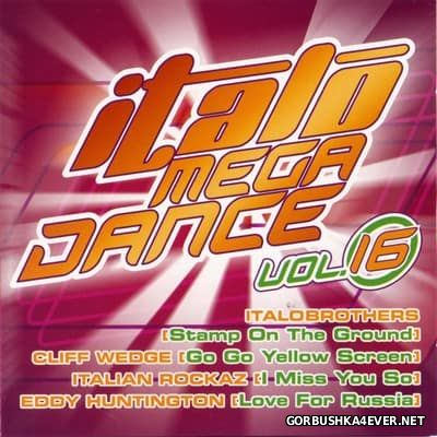 Italo Mega Dance vol 16 [2009]