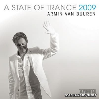 A State Of Trance 2009 / 2xCD / Mixed by Armin van Buuren