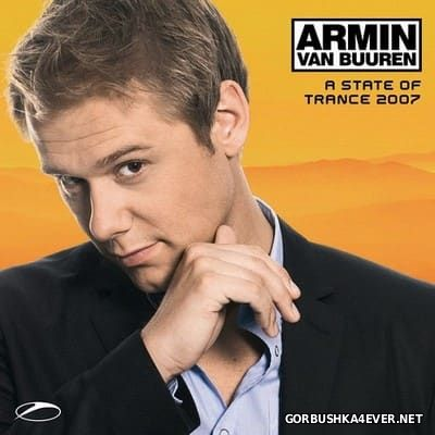 A State Of Trance 2007 / 2xCD / Mixed by Armin van Buuren