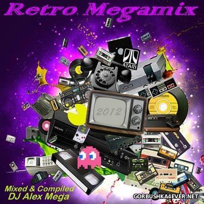 DJ Alex Mega - Retro Megamix [2012]