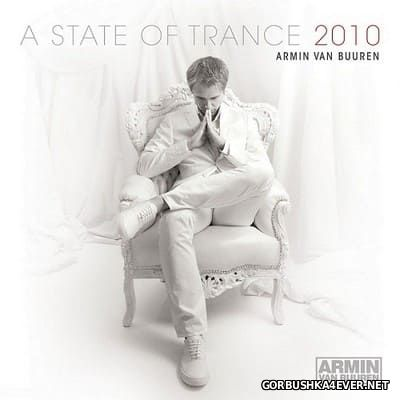 A State Of Trance 2010 / 2xCD / Mixed by Armin van Buuren