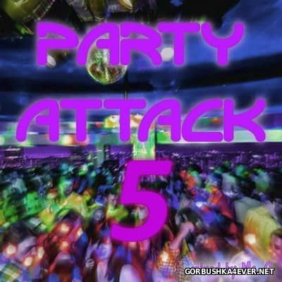DJ Mr G - Party Attack 5 [2017]