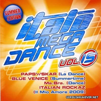 Italo Mega Dance vol 15 [2009]