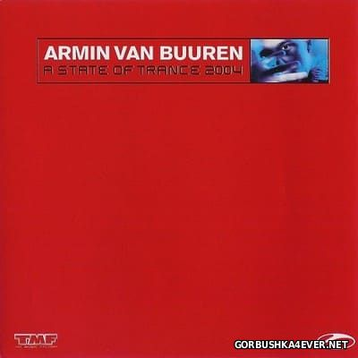 A State Of Trance 2004 / 2xCD / Mixed by Armin van Buuren