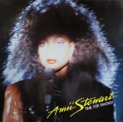 Amii Stewart - Time For Fantasy [1988]