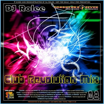 DJ Rolee - Club Revolution Mix 2