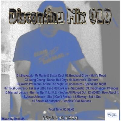 DJ Renaldo - Discontinu Mix 010