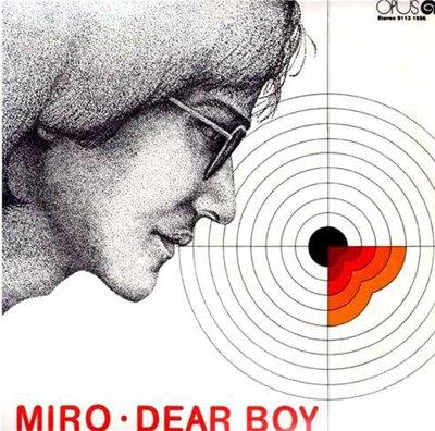 Miro - Dear Boy [1986]