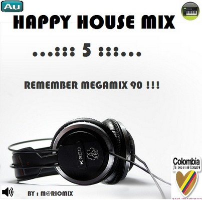 MarioMix Happy House Mix 05 [2011]