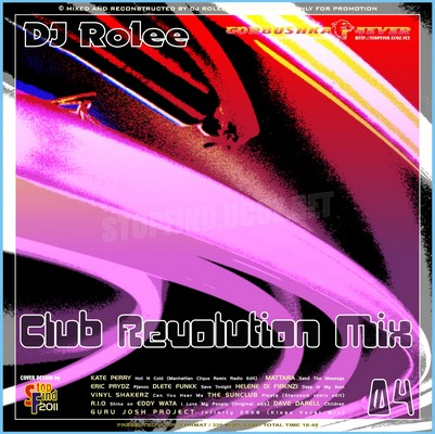 DJ Rolee - Club Revolution Mix 4