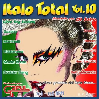 DJ Salvo - Italo Total Mix volume 10