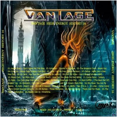 Vantage Mix - High Energy History Mix 16