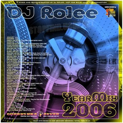 DJ Rolee - Year Mix 2006