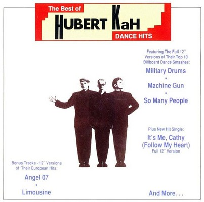 Hubert Kah - Best Of Dance Hits [1990]