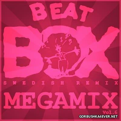 DJ SpaceMouse - Beat Box Megamix vol 6 [2017]