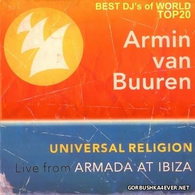 Universal Religion - Chapter 2 [2004] Live From Armada At Ibiza