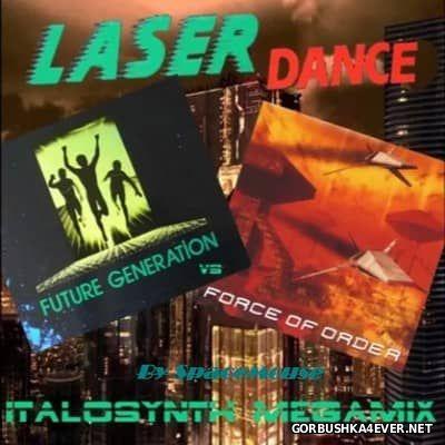 Laserdance - Future Generation vs Force Of Order Megamix [2016]