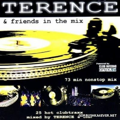 Terence & Friends In The Mix [2001]