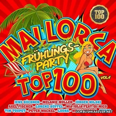 Mallorca Frühlings-Party Top 100 vol 1 [2017] / 2xCD / Mixed by DJ Deep