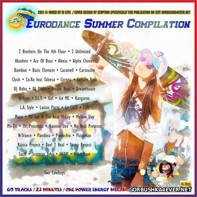 DJ Effe - Eurodance Summer Compilation '90 [2013]
