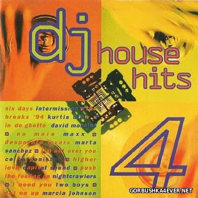 DJ's House Hits vol 4 [1994]