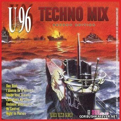 U96 - Techno Mix II by Serzh83