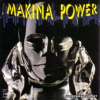 Quique Tejada - Makina Power [1992]