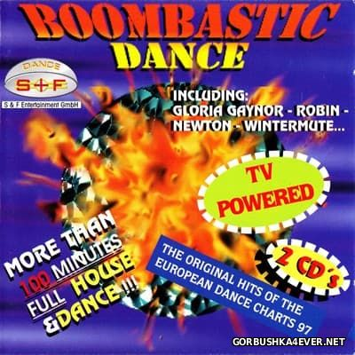 Boombastic Dance [1997] / 2xCD